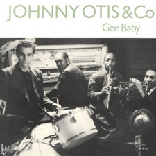 Johnny Otis - Gee Baby - LP Vinyl