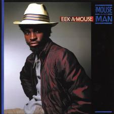 Eek A Mouse - Mouse & The Man - LP Vinyl