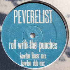 "Peverelist - Roll With the Punches (Kowton Remixes) - 12"" Vinyl"