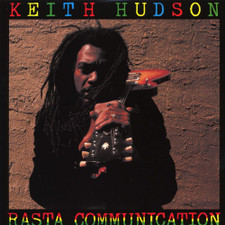 Keith Hudson - Rasta Communication - LP Vinyl