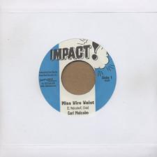 "Carlos Malcolm - Miss Wire Waist - 7"" Vinyl"