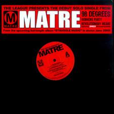 "Matre - 98 Degrees - 12"" Vinyl"
