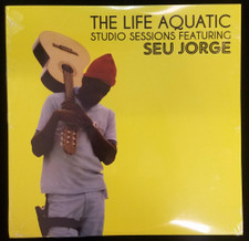 Seu Jorge - The Life Aquatic Studio Sessions - 2x LP Vinyl