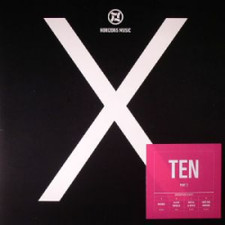 "Various Artists - Ten LP Pt. 2 - 2x 12"" Vinyl"