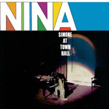 Nina Simone - At Town Hall - LP Vinyl