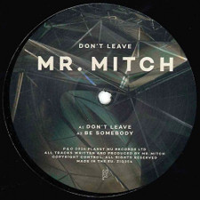 "Mr. Mitch - Don't Leave Ep - 12"" Vinyl"