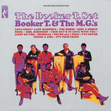 Booker T & The MG's - The Booker T Set - LP Vinyl