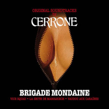 Cerrone - Brigade Mondaine: The Original Soundtrack Anthology - 3x LP Vinyl+3x CD Box Set