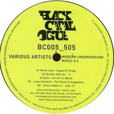 "Various Artists - Modern Underground Music Vol. 2 - 12"" Vinyl"