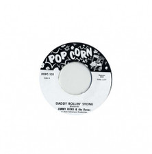 "Jimmy Ricks & The Raves - Daddy Rolling Stone - 7"" Vinyl"