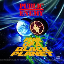 Public Enemy - Fear of a Black Planet - 2x LP Vinyl