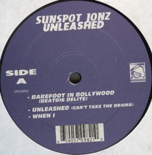 "Sunspot Jonz - Unleashed - 12"" Vinyl"