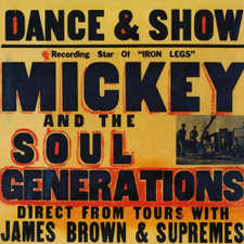 Mickey & The Soul Generation - The Complete - 3x LP Vinyl