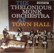 The Thelonious Monk Orchestra - At Town Hall - LP Vinyl