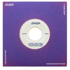 "Chissy Zebby Tembo - I'm Not Made Of Iron - 7"" Vinyl"