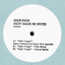 "Onur Engin - Night Images Re-Visited - 12"" Vinyl"