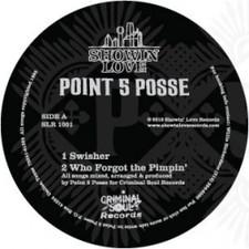 "Point 5 Posse - Swisher - 12"" Vinyl"
