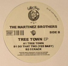 "The Martinez Brothers - Tree Town - 12"" Vinyl"