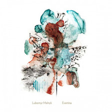 "Lubomyr Melnyk - Evertina - 10"" Clear Vinyl"