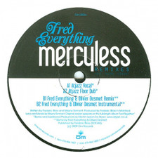 "Fred Everything - Mercyless Remixes - 12"" Vinyl"