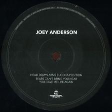 "Joey Anderson - Head Down Arms Buddha Position - 12"" Vinyl"