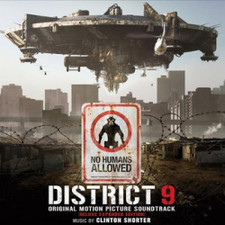District 9 - Original Motion Picture Soundtrack - 2x LP Vinyl