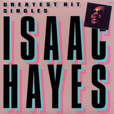Isaac Hayes - Greatest Hits - LP Vinyl