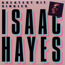 Isaac Hayes - Greatest Hits - LP Vinyl