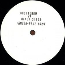 "Ghettogem vs Black Sites - 1029 - 12"" Vinyl"