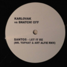 "Santos - Let It Be - 12"" Vinyl"