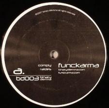 """Funckarma - Sploid - 12"""" Vinyl"""