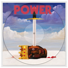 "Kanye West - Power - 12"" Vinyl Picture Disc"