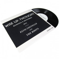 "Elvis Costello & The Roots - Wise Up: Thought - Remixes & Reworks - 10"" Vinyl"