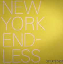 "New York Endless - Strategies - 12"" Vinyl"
