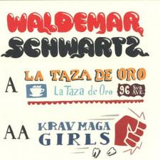 """Waldemar Schwartz - La Taza De Oro - 12"""" Vinyl"""