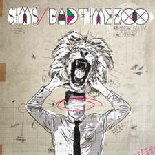 Sims - Bad Time Zoo - 2x LP Vinyl