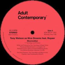 "Tony Watson - Moonwalker - 12"" Vinyl"