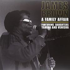 James Brown - A Family Affair - 2x LP Vinyl