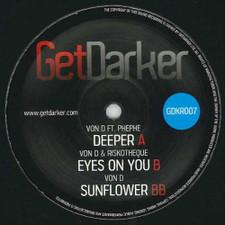 """Von D - Deeper - 12"""" Vinyl"""