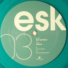 "Ilya Santana - Jolene - 12"" Vinyl"