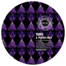 "Taiko - Perfect Wait Ep - 12"" Vinyl"