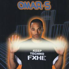 "Omar S - I Wanna Know - 12"" Vinyl"