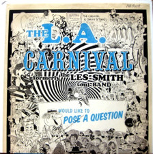 L.A. Carnival - Would Like To Pose A Question - 2x LP Vinyl