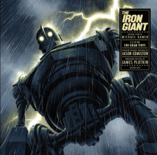 The Iron Giant - OST - 2x LP Vinyl