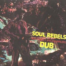 Bob Marley - Soul Rebels Dub - LP Red Vinyl