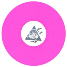 "Ilya Santana - Porn Wax Nine - 10"" Colored Vinyl"
