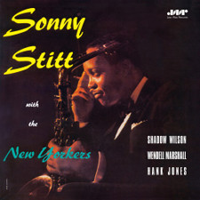 Sonny Stitt - With The New Yorkers - LP Vinyl