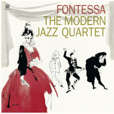 The Modern Jazz Quartet - Fontessa - LP Vinyl