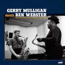 Gerry Mulligan & Ben Webster - Gerry Mulligan Meets Ben Webster - LP Vinyl