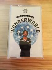Nickodemus - Wonderworld: 10 Years Of Painting Outside The Lines - Cassette
